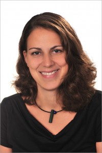 Passfoto Carina Ossberger
